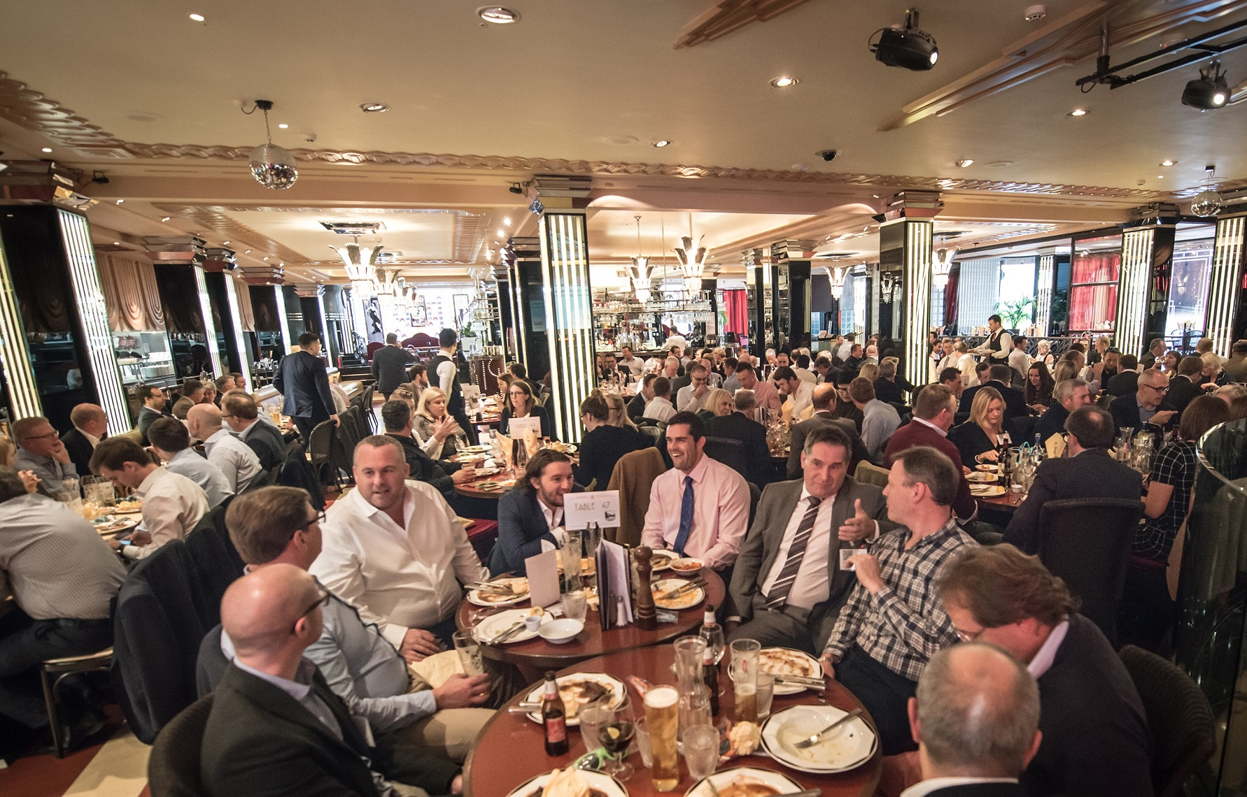 Leeds Business Lunch