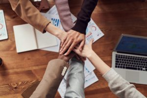 The importance of teamwork in PR